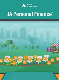 JA Personal Finance Blended Model curriculum cover