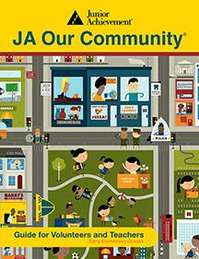 JA Our Community<sup style='text-decoration:none;'>®</sup> (Virtual Option)