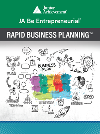 JA Be Entrepreneurial curriculum cover